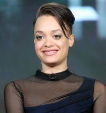Britne Oldford Actress