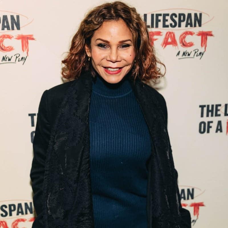 Daphne Rubin-Vega Panamanian  Actress, Dancer, Singer, Songwriter