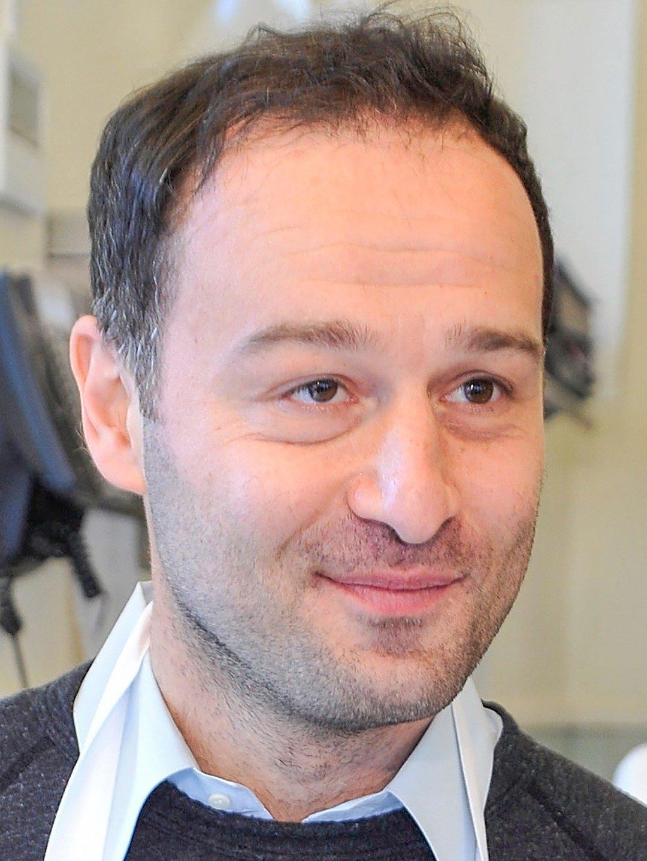 David Vadim Ukrainian, American Actor