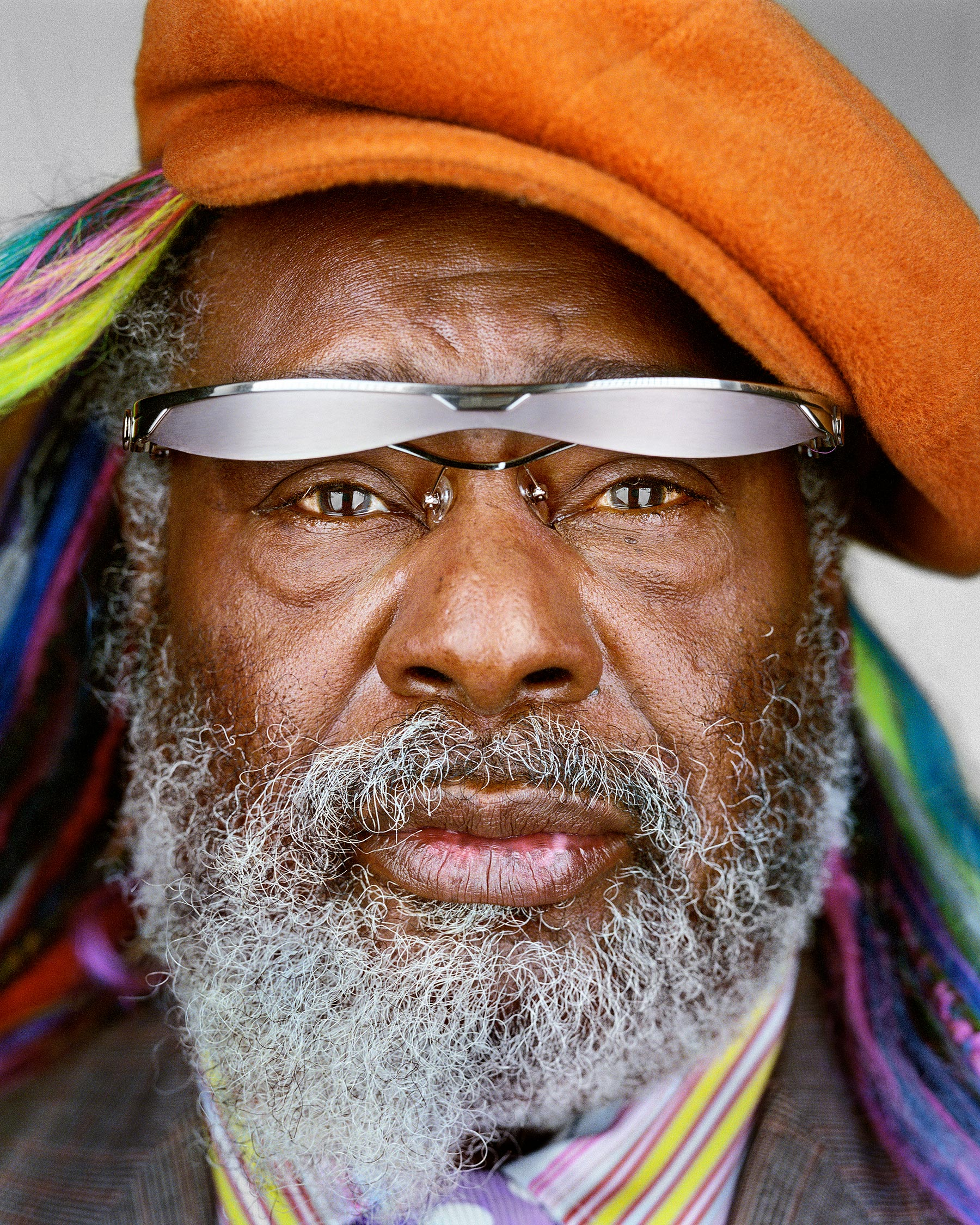 George Clinton American Actor, Singer, Songwriter, Producer