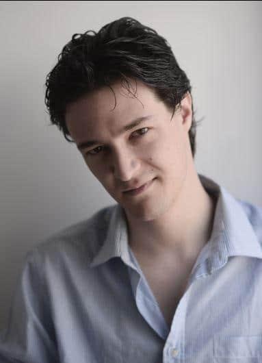 Giustiniano Alpi Italian Actor