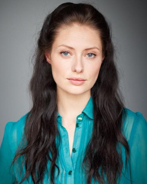 Ingrid Margus Estonian Actress