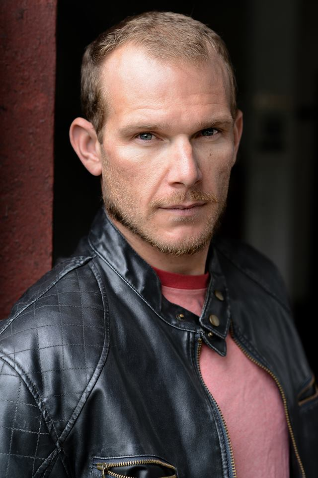 Jason Lumberjack Johnson American Actor
