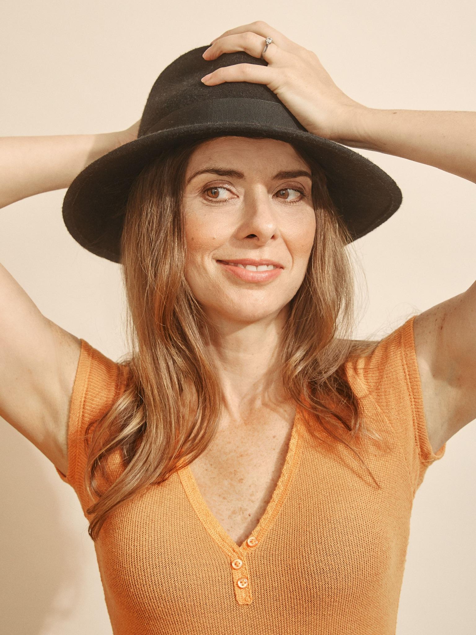 Jeanine Serralles American Actress