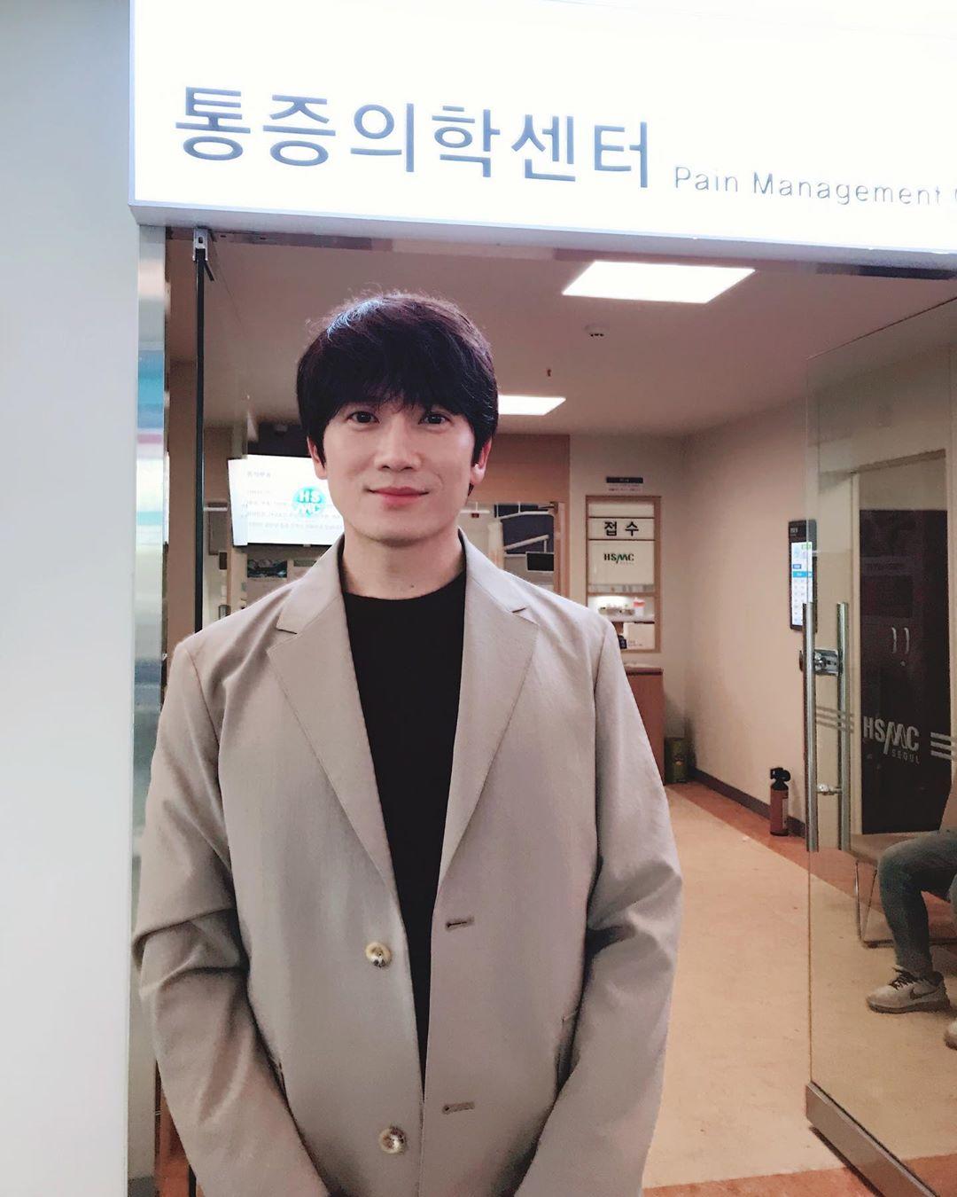 Ji Sung South Korean Actor