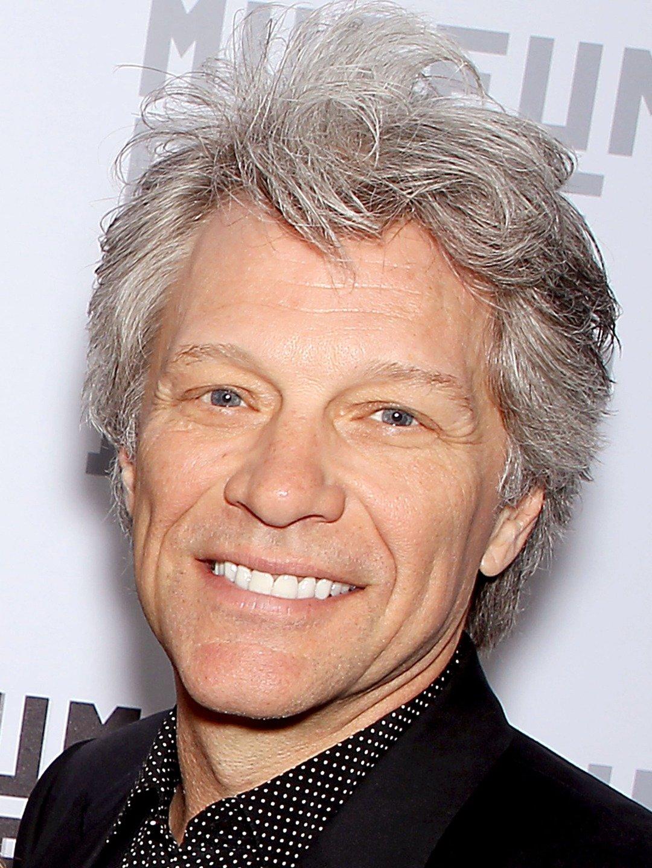 Jon Bon Jovi American Actor, Singer, Songwriter, Philanthropist