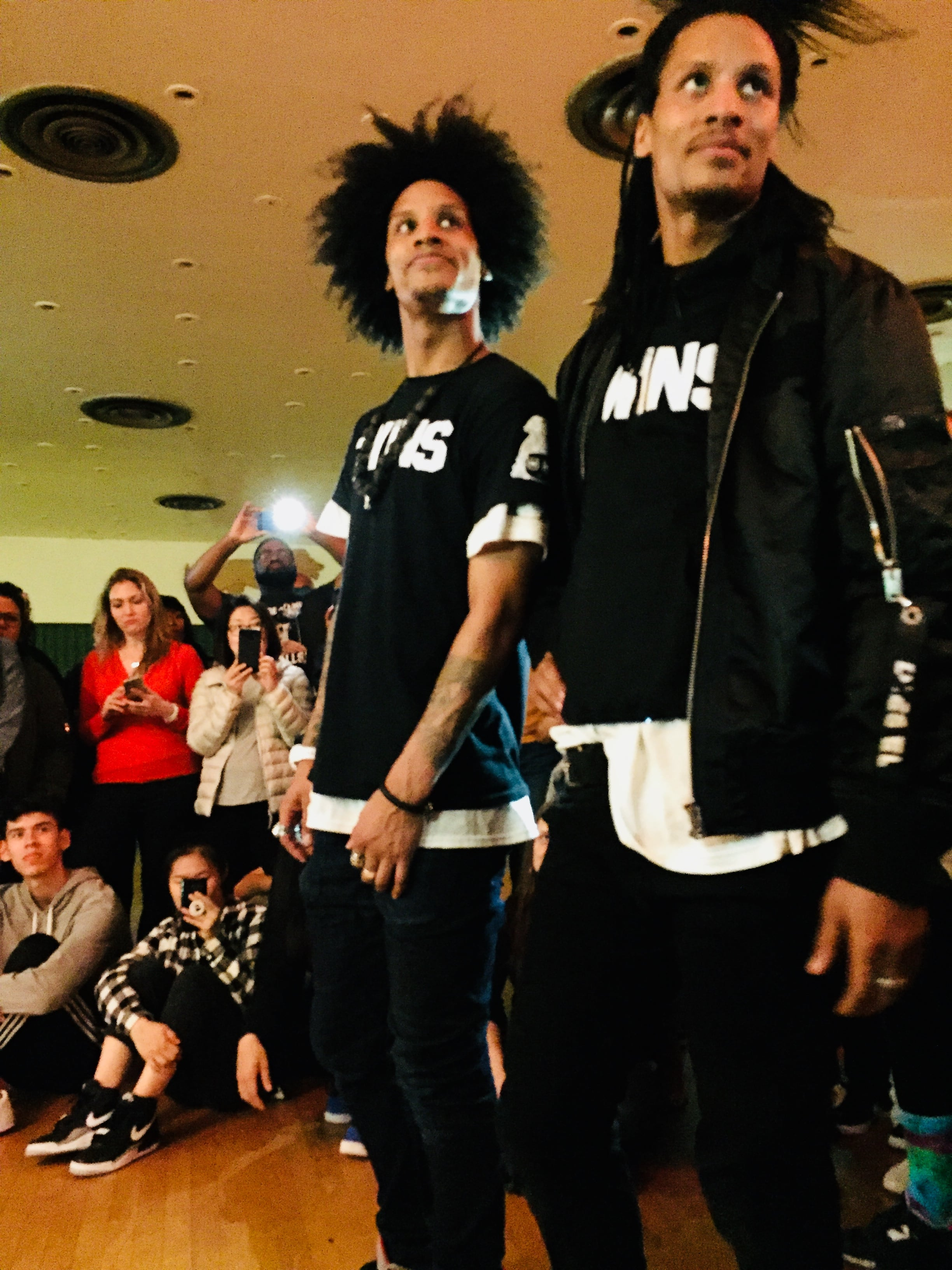 Les Twins French Actor, Dancers, Choreographers, Producers, Models, Designers