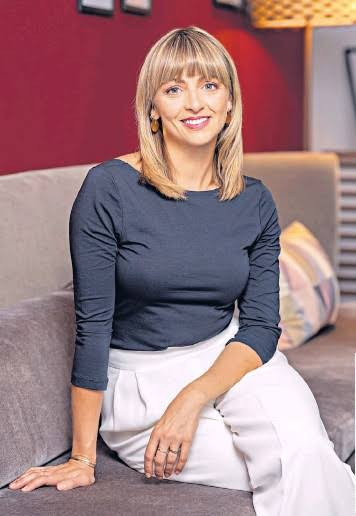 Lisa McGrillis British Actress