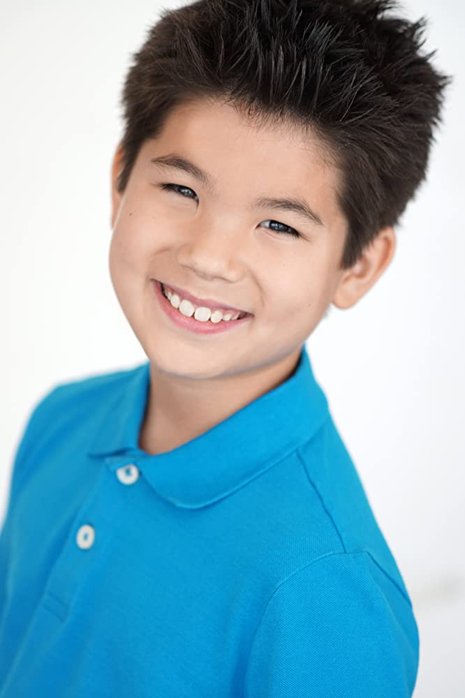 Logan Kim American Actor
