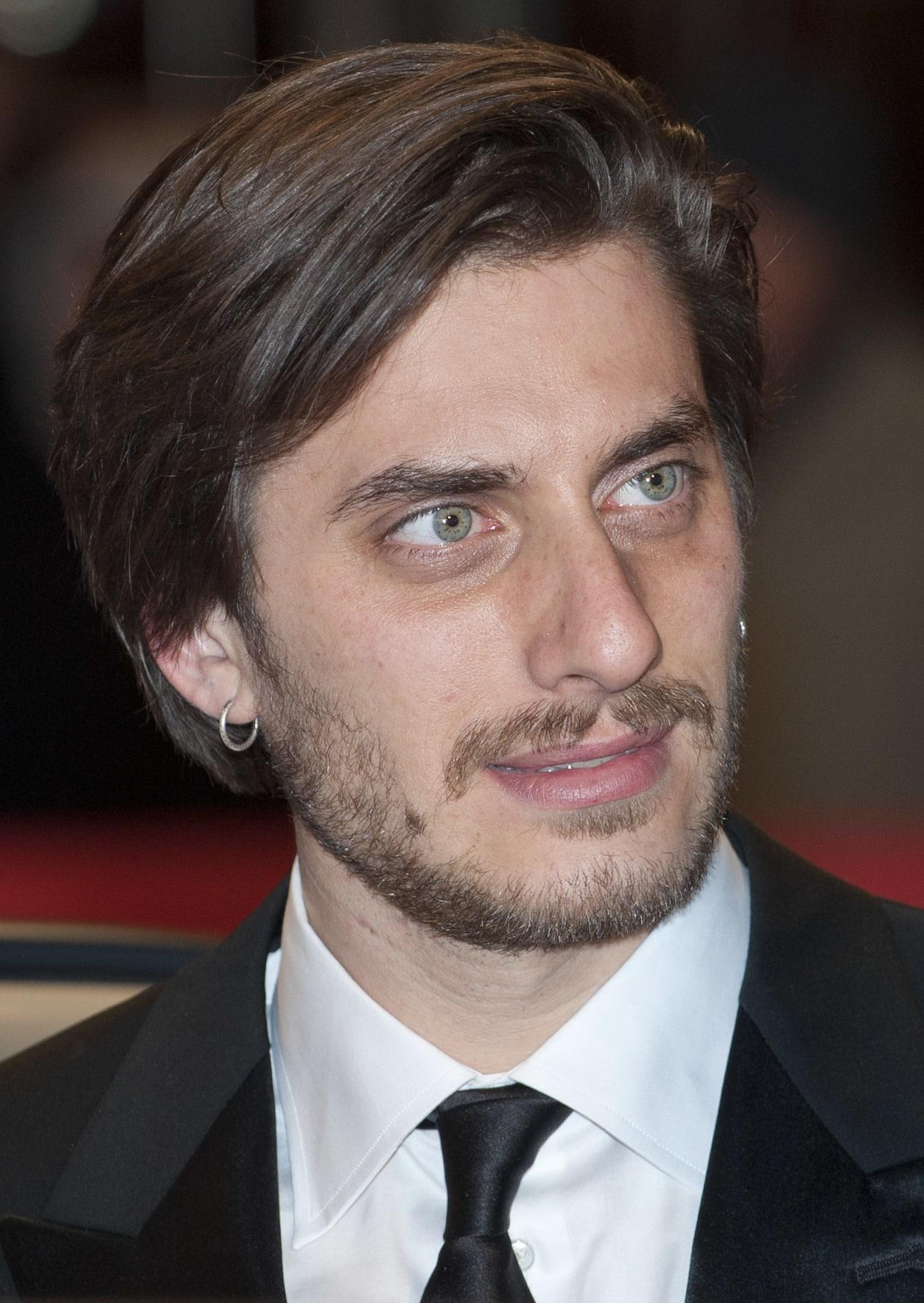 Luca Marinelli Italian Actor