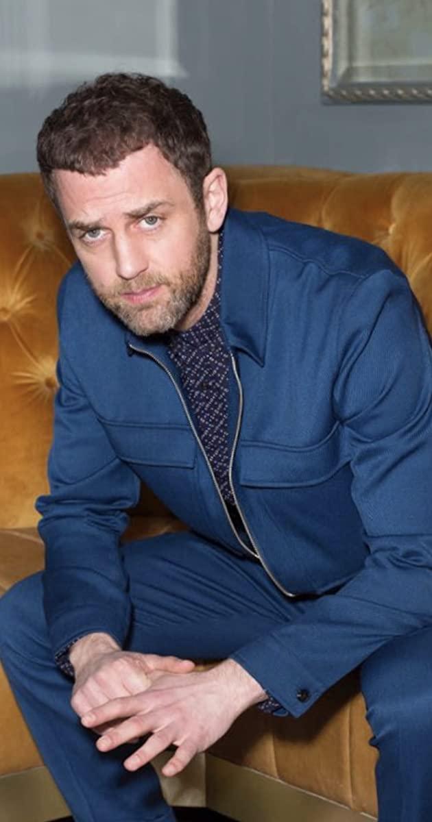 Mark Huberman British Actor