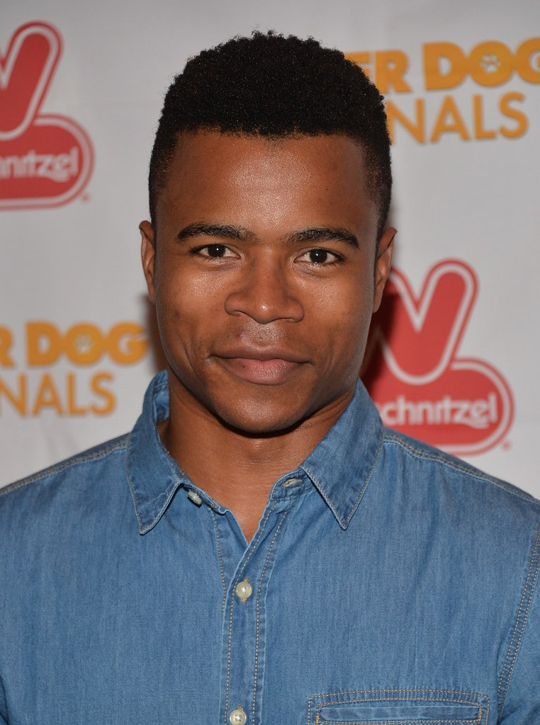 Marque Richardson American Actor