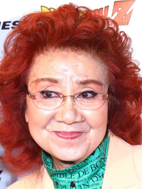 Masako Nozawa Japanese Actress, Voice Actress
