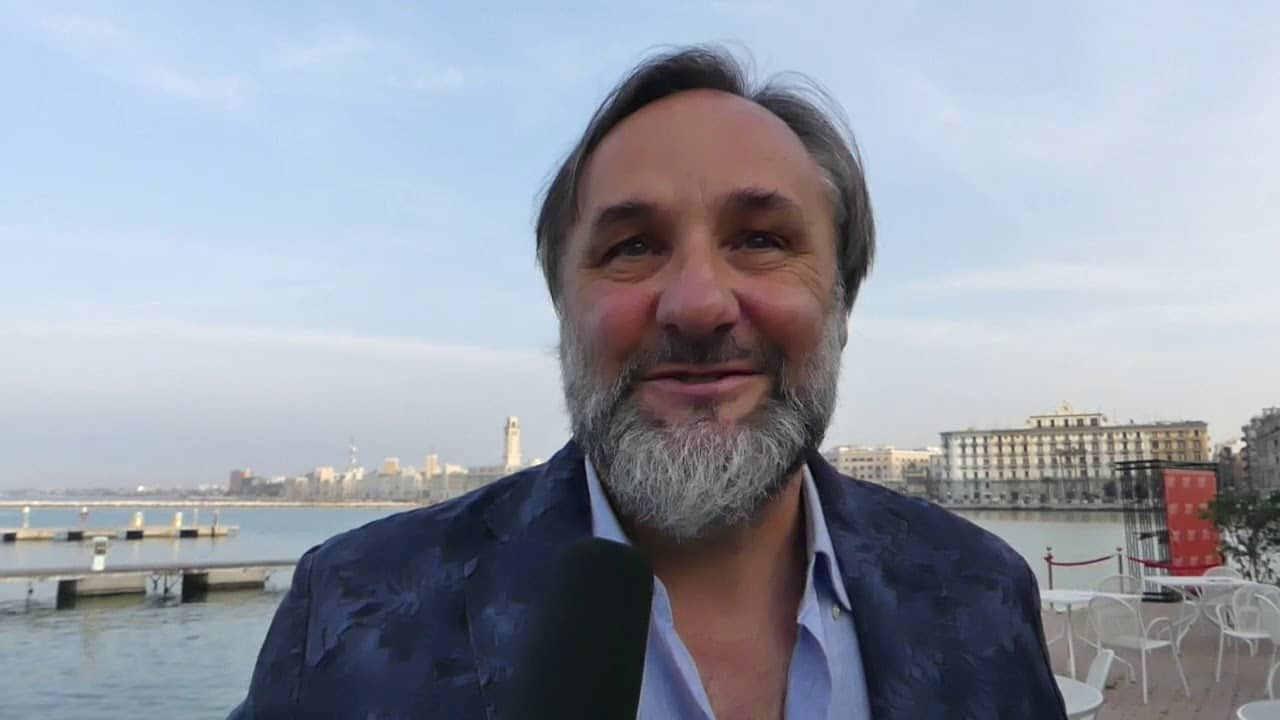 Maurizio Donadoni Italian Actor