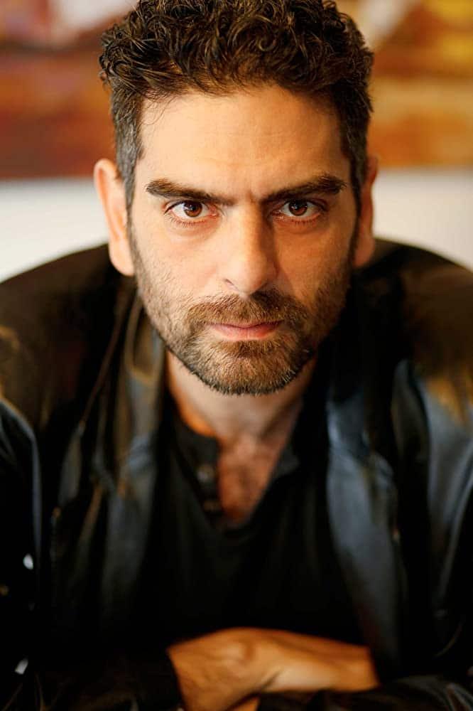 Mehmet Ali Nuroğlu Turkish Actor