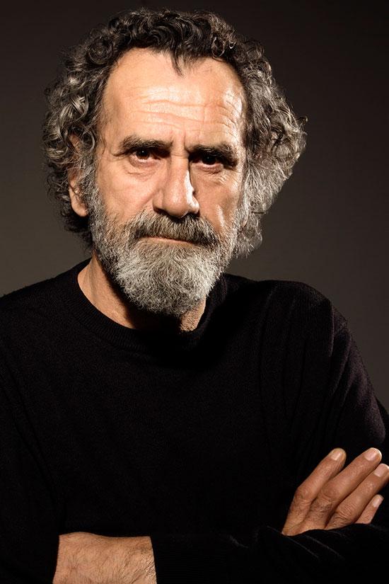 Menderes Samancılar Turkish Actor