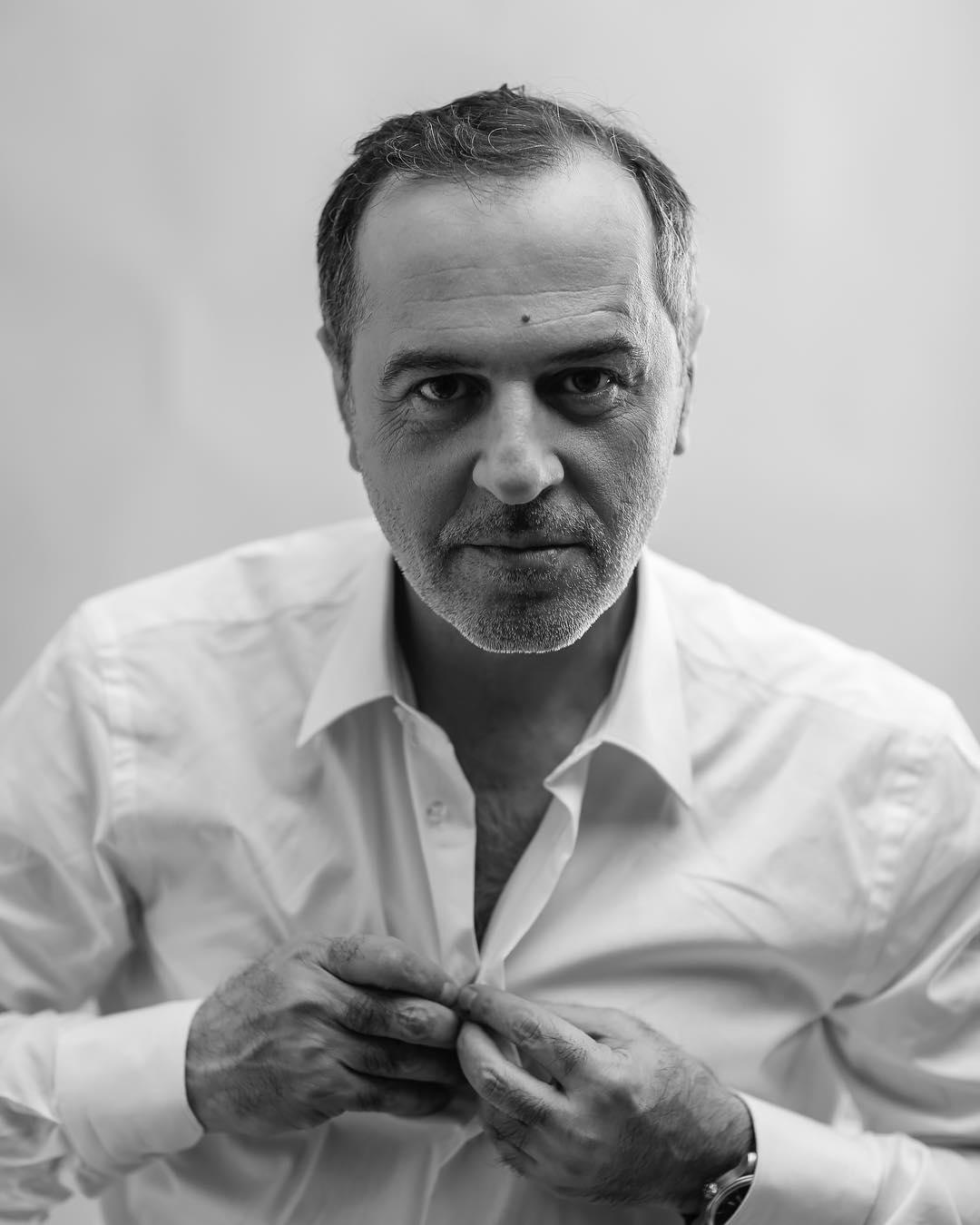 Merab Ninidze Georgian  Actor