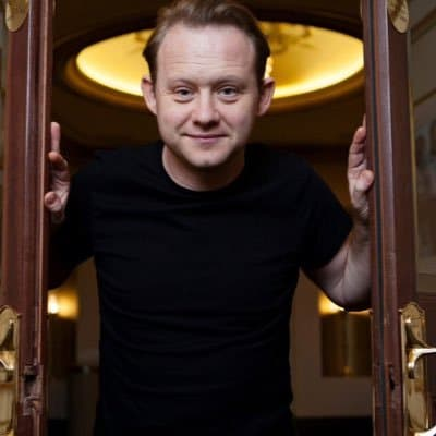 Michael Jibson British Actor, Voice over Artist, Writer, Director