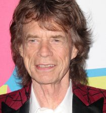 Mick Jagger Singer, Songwriter, Actor, Producer