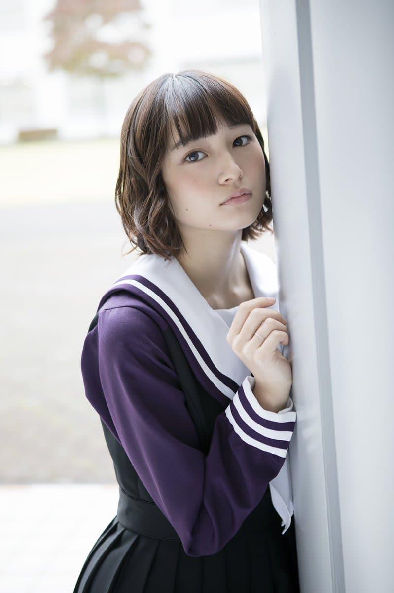 Minori Hagiwara Japanese Actress