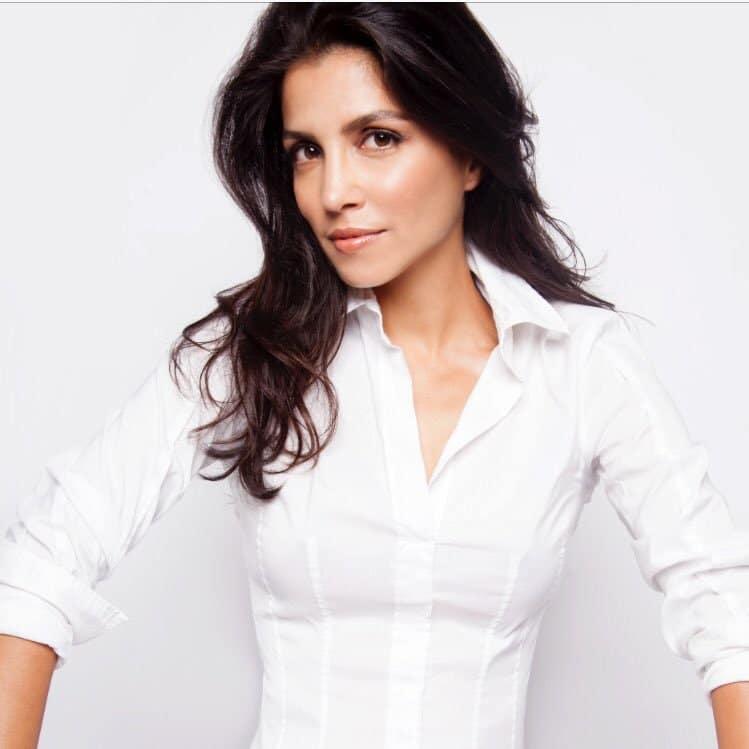 Nazneen Contractor Indian Actress