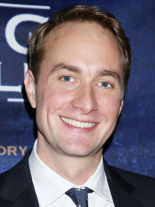 Oliver Chris British Actor