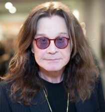 Ozzy Osbourne Singer, Songwriter, Actor