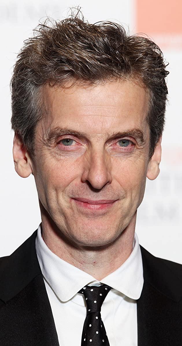 Peter Capaldi British Actor, Writer, Director, Singer
