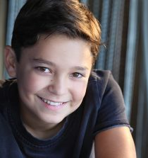 Pierce Gagnon Actor