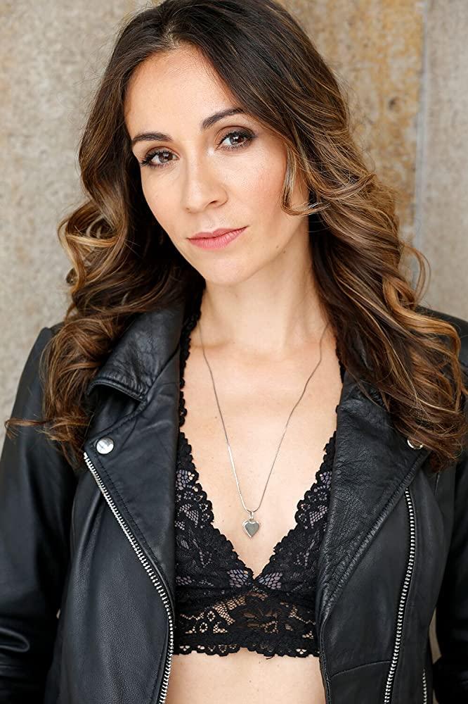 Presciliana Esparolini American Actress