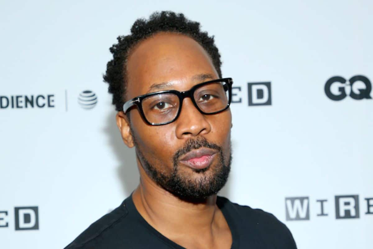 RZA American Rapper, Record Producer, Musician, Actor, Director