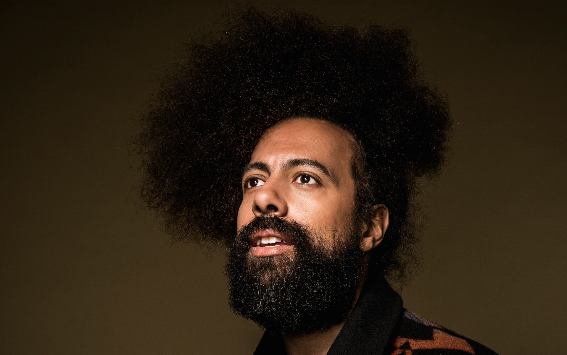 Reggie Watts German Artist, Musician, Comedian