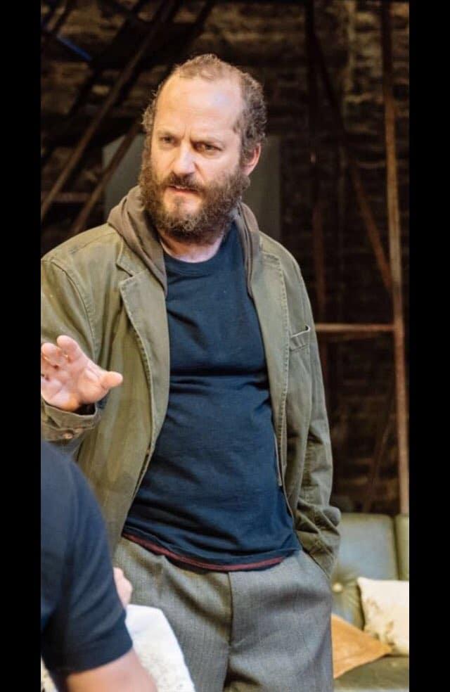 Rick Warden British Actor