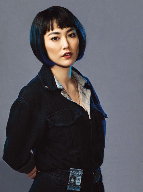 Rinko Kikuchi Japanese Actress