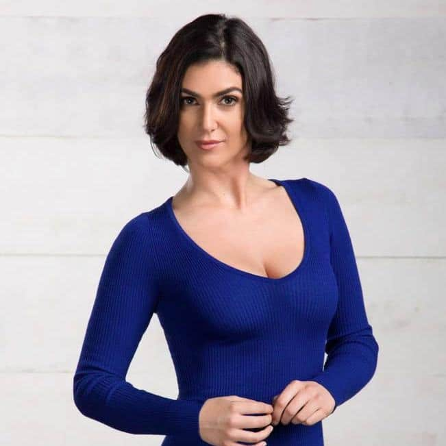 Roberta Sparta Italian Actress