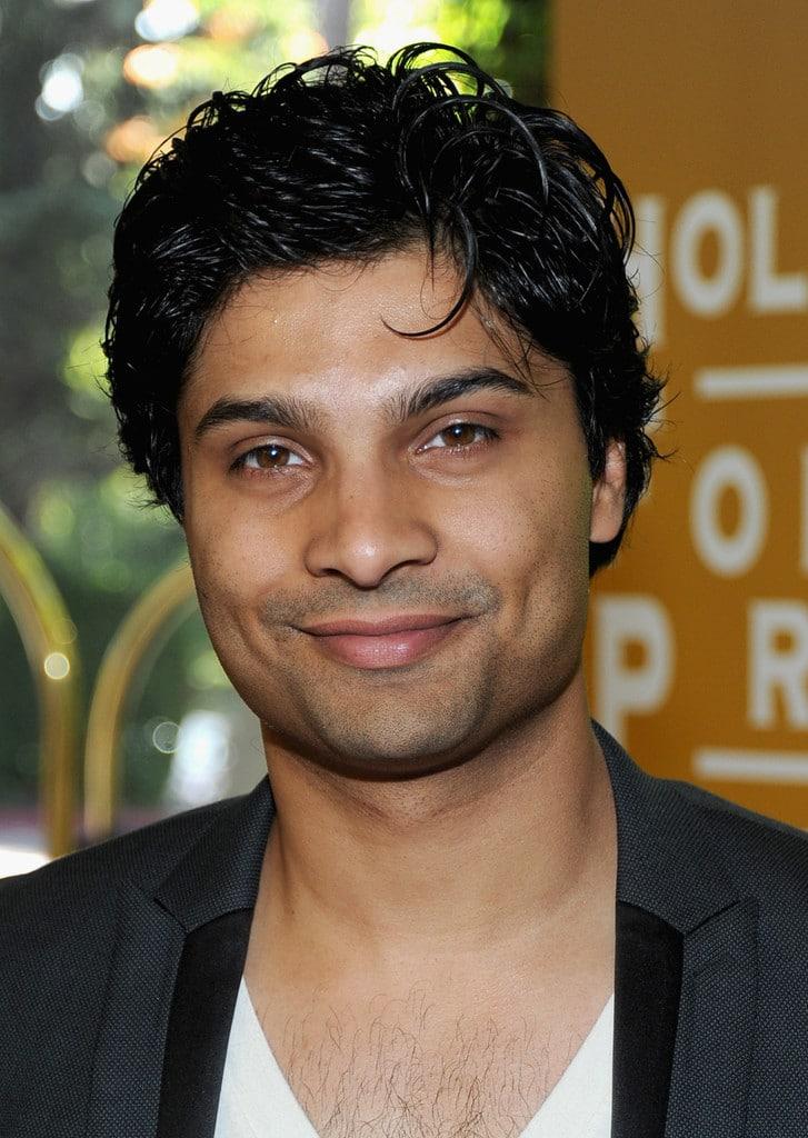 Rupak Ginn American Actor