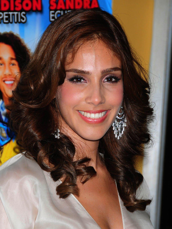 Sandra Echeverría Mexican Actress