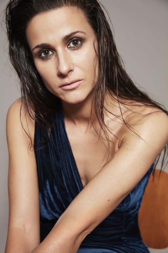 Sarah Barlondo French Actress
