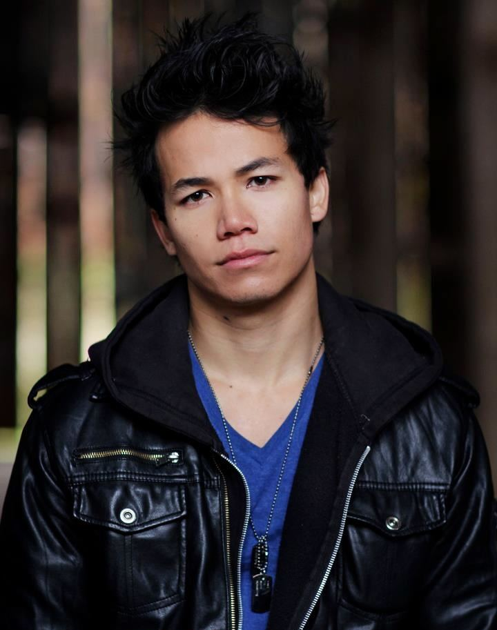 Shannon Kook South African Actor