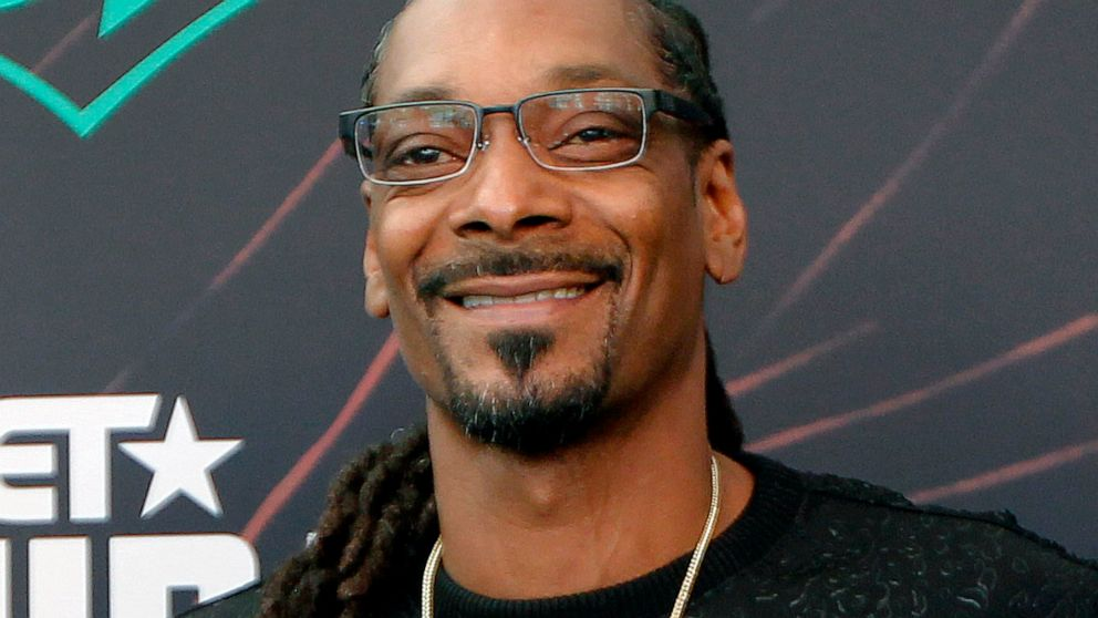 Snoop Dogg American Rapper, Singer, Songwriter, Producer, Media Personality, Entrepreneur and Actor
