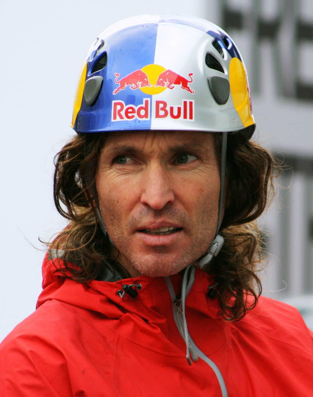 Stefan Glowacz German Actor, Climber and Adventurer