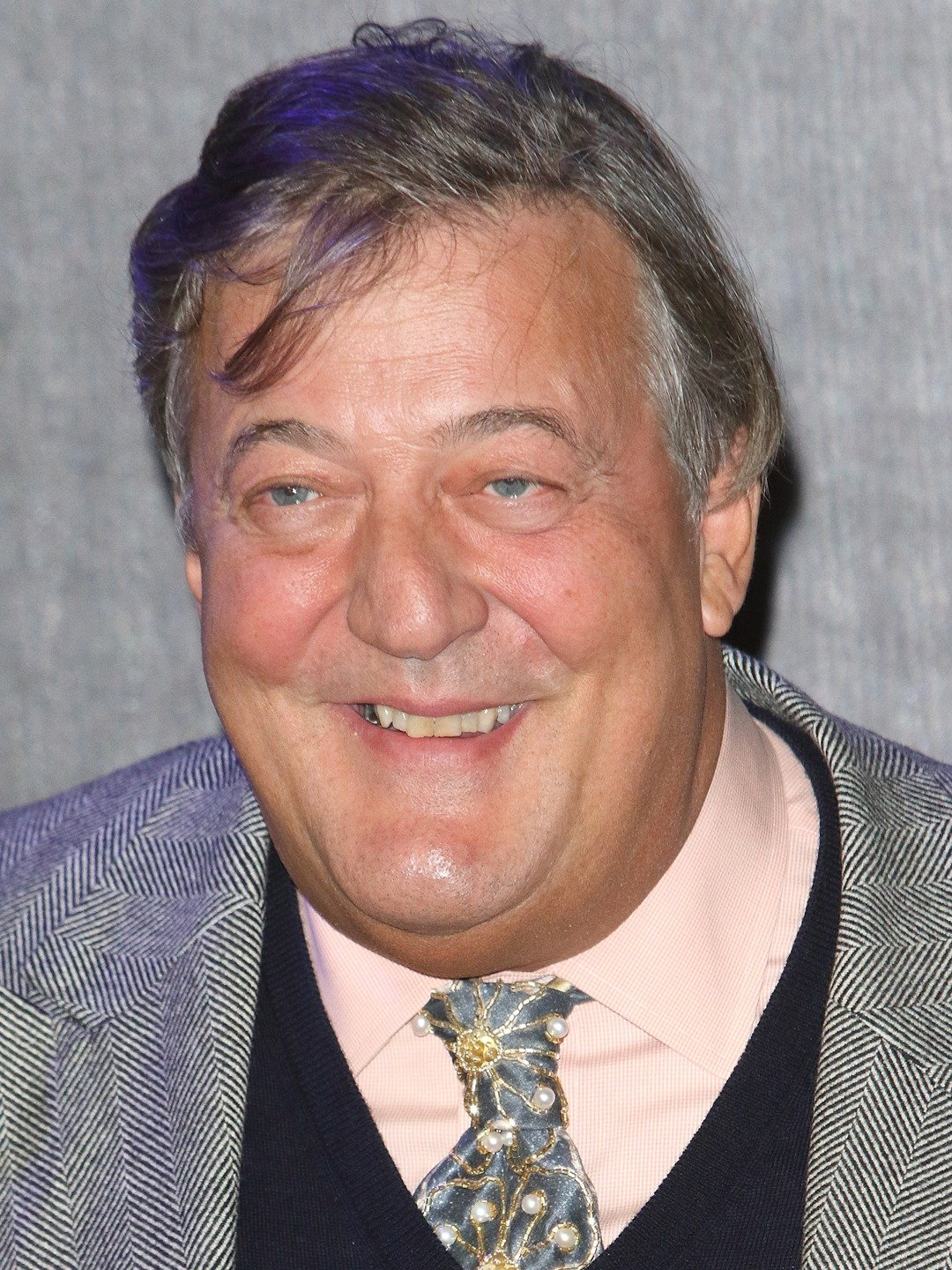 Stephen Fry British Actor, Comedian, Writer
