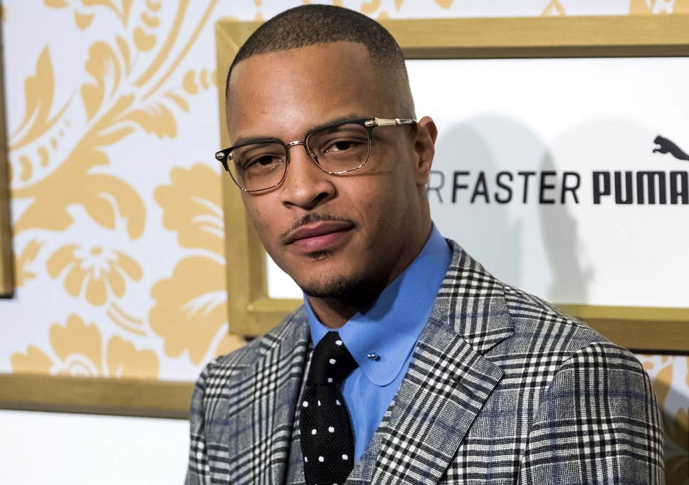 T.I. American Rapper, Singer, Actor, Songwriter, Producer