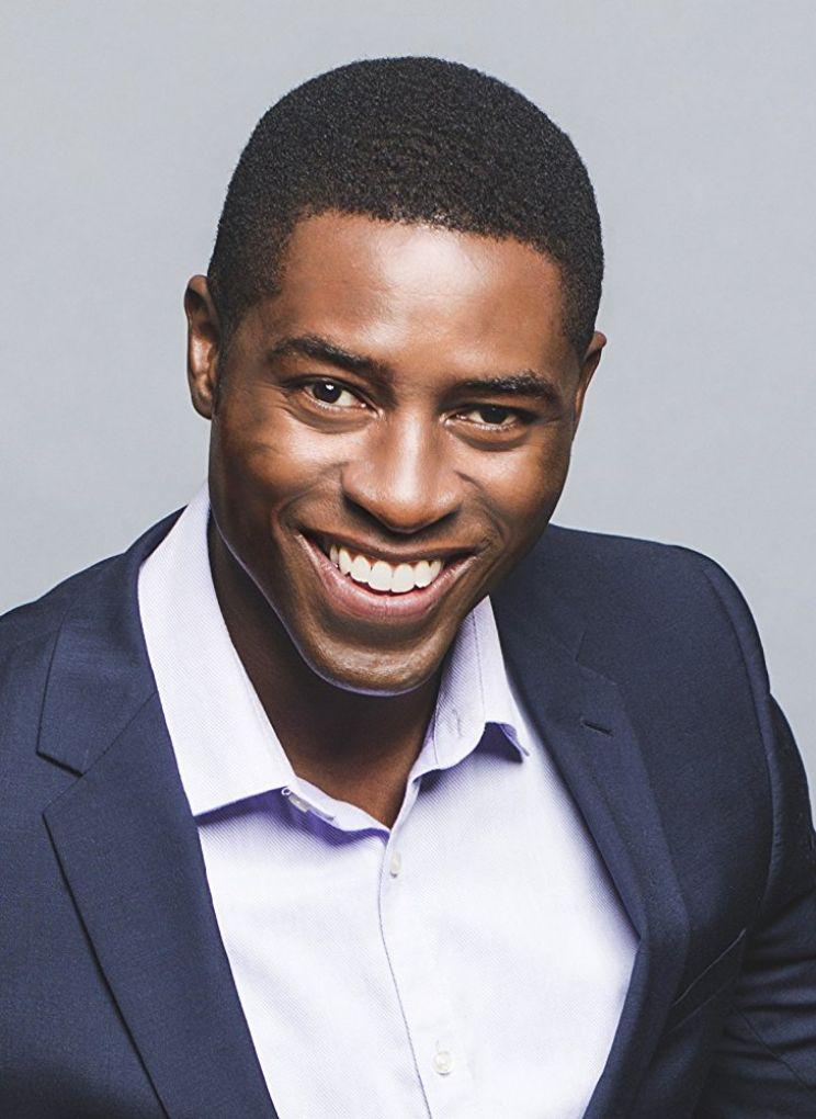 Tongayi Chirisa Zimbabwean Actor