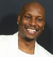 Tyrese Gibson Singer, Songwriter, Author, Rapper, Actor, Model, VJ and Screenwriter