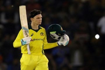 8 Things You Didn't Know About Peter Handscomb
