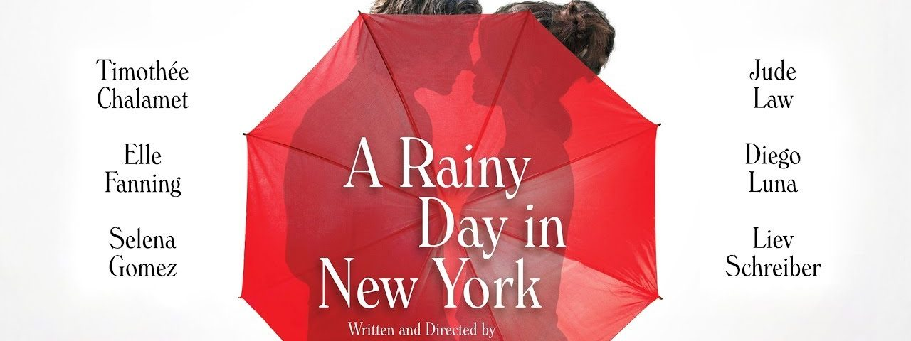 A Rainy Day in New York poster 1280x480