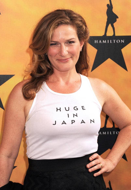 Ana Gasteyer American Actress