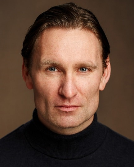 Brian F. Mulvey Irish Actor