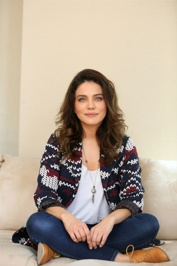 Burcin Abdullah Turkish Actress